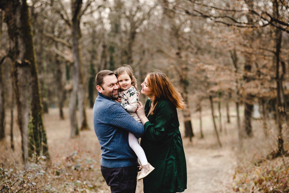 upoznavanje obiteljskih fotografija