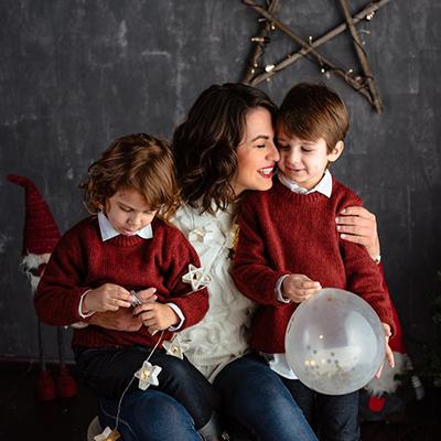 Božićno fotografiranje